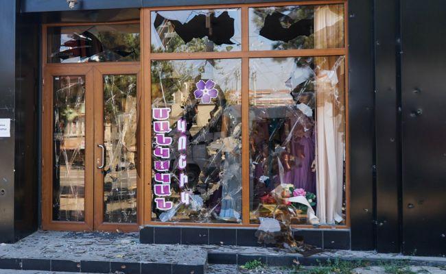 «Ни в одну войну я не переживала такого ужаса»: Карабах между перемириями