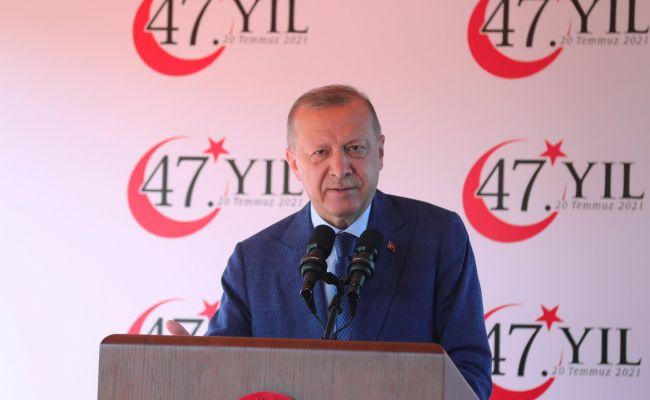 Турция идёт ва-банк: Эрдоган подтвердил курс нарасчленение Кипра