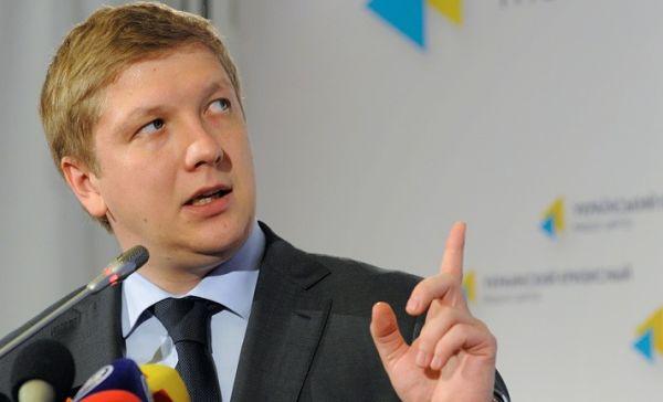 Глава «Нафтогаза Украины» допустил повышение цен для населения на 40%