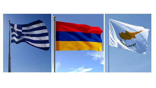 Врагов врегионе неищем: Армения пояснила свой альянс сГрецией иКипром
