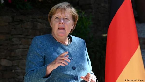 Берлин готовит Москве «ответ Запада»: «Остановите Северный поток — 2»