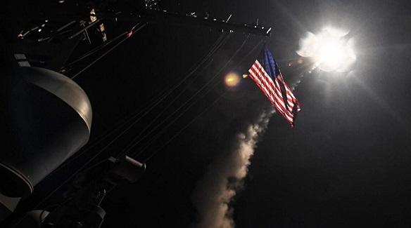 CNN: Разведка США наметила цели в Сирии для удара в ответ на «химатаку»