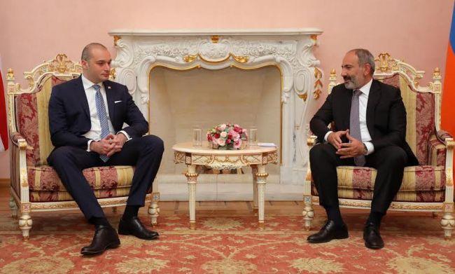 Армения — за амбиции Грузии по увеличению товарооборота до $ 1 млрд