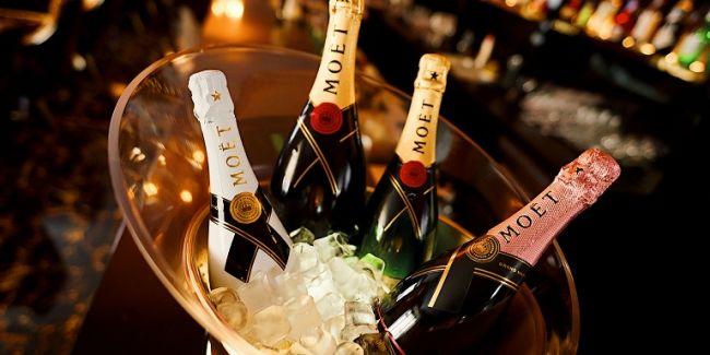 Moet Hennessy приостановил отгрузку шампанского в Россию — Новости  экономики, Новости России — EADaily
