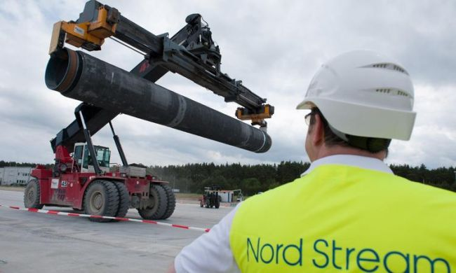 Пять компаний готовы профинансировать «Северный поток-2» на 4,75 млрд евро