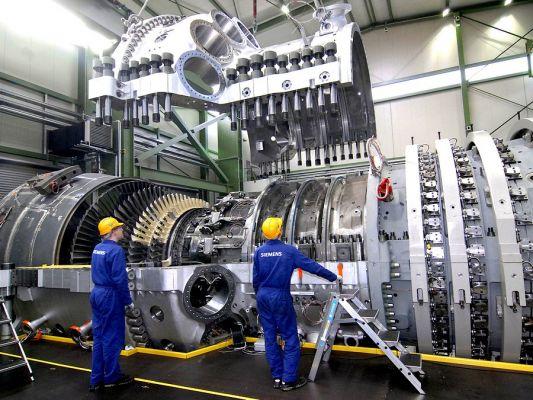 Siemens локализует производство газовых турбин до100% к2024 году: EADaily