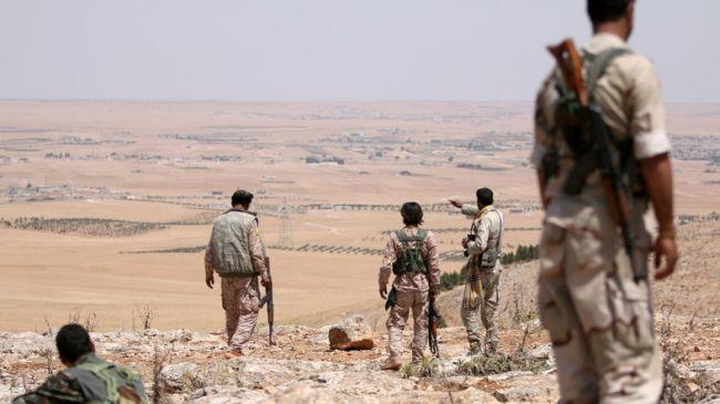 Турция и США будут контролировать выход курдских бойцов из Манбиджа