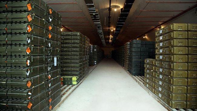 Утилизация боеприпасов в Приднестровье