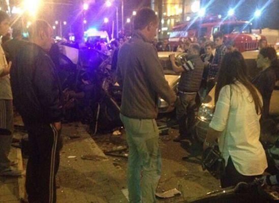 НаКубани вДТП с грузовым автомобилем погибли 5 человек