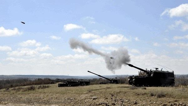 Турецкий город Килис обстреляли ракетами с территории Сирии - Цензор.НЕТ 1410