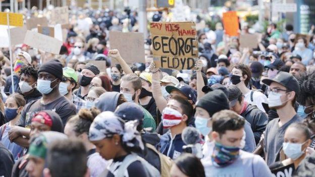 Беспорядки в США набирают особую силу