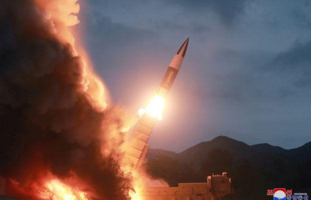 5c4e83faf3ceebde00e05929ddb84 Власти КНДР раскрыли подробности испытаний новых ракет