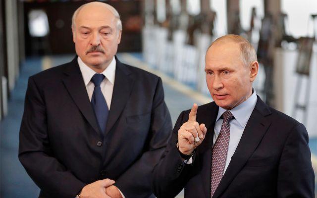 f67f6c9a4f063b10cfd5d1a4ae4db Лукашенко срочно вылетел вРоссию навстречу сПутиным