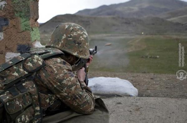 Армения проводит доразведку после попадания спецназа противника в«ловушку»