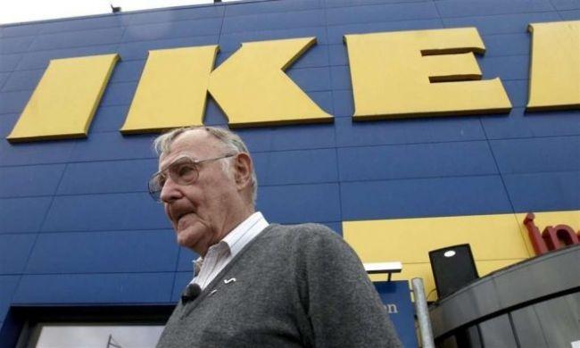The Telegraph: основатель IKEA заплатил налог в Швеции впервые за полвека
