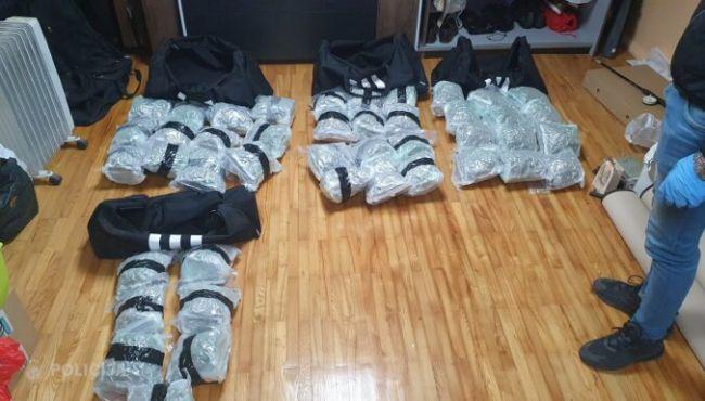 bd3ff4cfbbc2ce717db9fe662b204 Спецназ полиции Латвии задержал международную группировку наркоторговцев