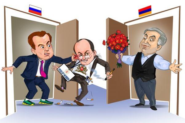 Выдворенная из России за манипуляции компания Philip Morris завоевывает рынок ЕАЭС через Армению