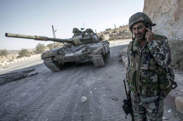 Боевые действия вСирии должны прекратиться через неделю: МИД Германии: EADaily