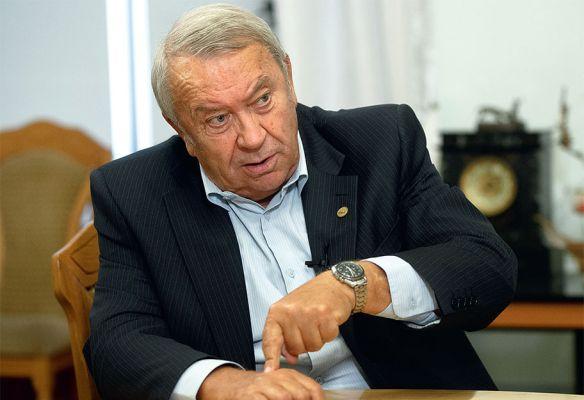 fa014e92b23a71edbb1437ac0138d Умер бывший президент РАН Владимир Фортов