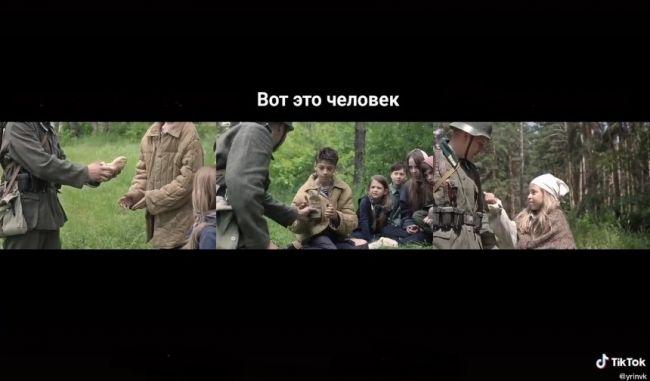 «Вот это человек!»: детская киностудия вПодмосковье сняла фашистский ролик: EADaily