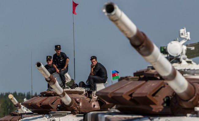 Основным поставщиком оружия для Азербайджана является Россия— Алиев: EADaily