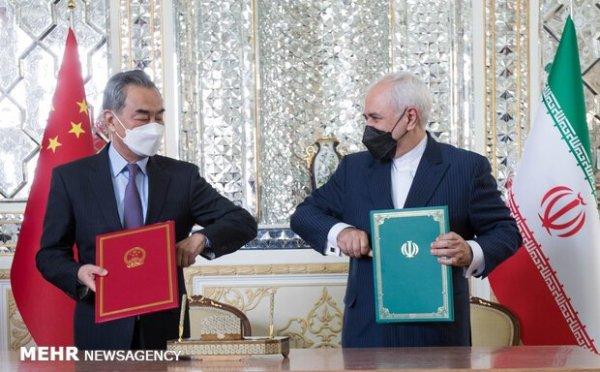7d2824c5c5d86d458355766a8749e Иран представил подробности стратегического пакта сКитаем