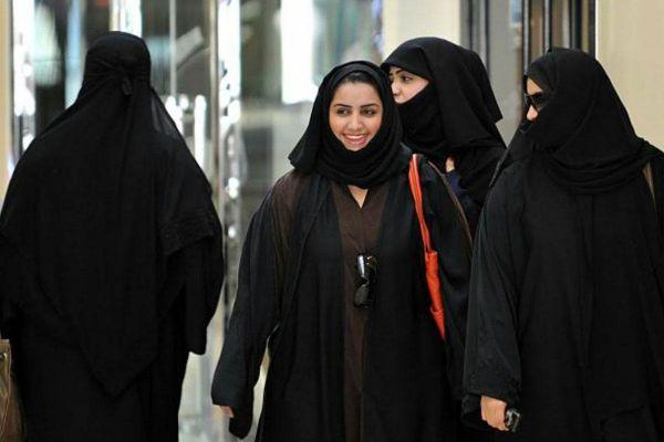 Женщины вСаудовской Аравии будут узнавать оразводе спомощью смс