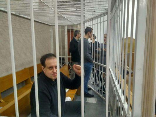 Пророссийских публицистов судят в Минске: 28.12.2017 день восьмой