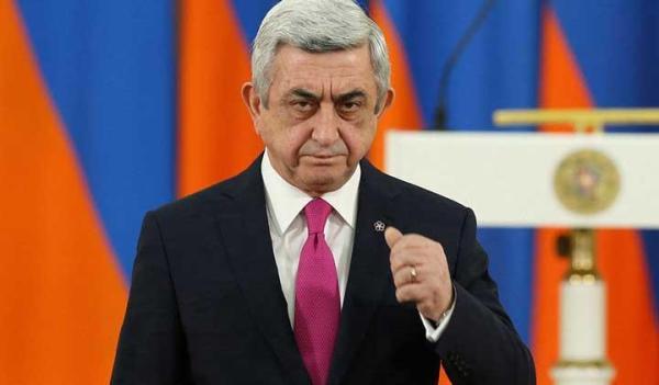 Уголовное дело в отношении Сержа Саргсяна передано прокурору