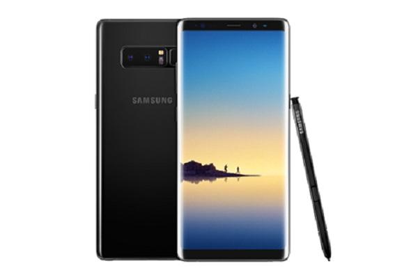 Samsung представила новый Galaxy Note 8 с диагональю экрана 6,3 дюйма
