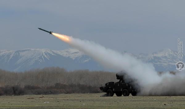 Армения иРоссия проводят вЗакавказье учения Объединённой системы ПВО
