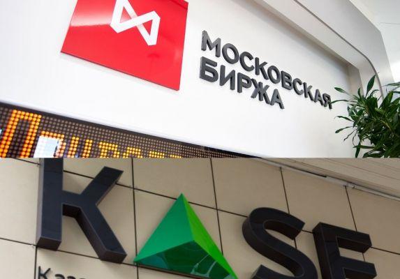 Московская биржа хочет приобрести 20% казахстанской