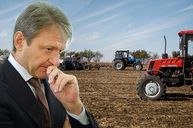 Продукты фирмы бывшего губернатора Кубани признаны опасными для жизни