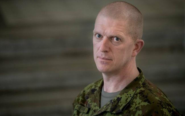 Командующий армией Эстонии Херем: Россия с тупым лицом лжёт и бредит