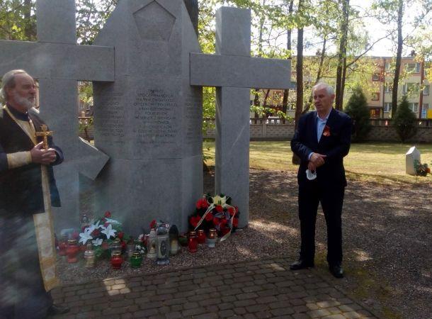 В Варшаве взбесились от георгиевской ленточки на лацкане польского депутата