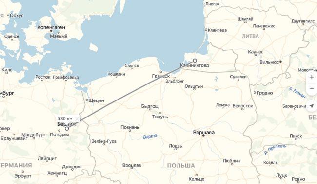До Берлина — 530 км: калининградские «Искандеры» затмили натовский Baltops