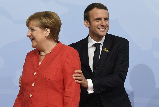 Геополитический разворот Европы: как идеи Макрона