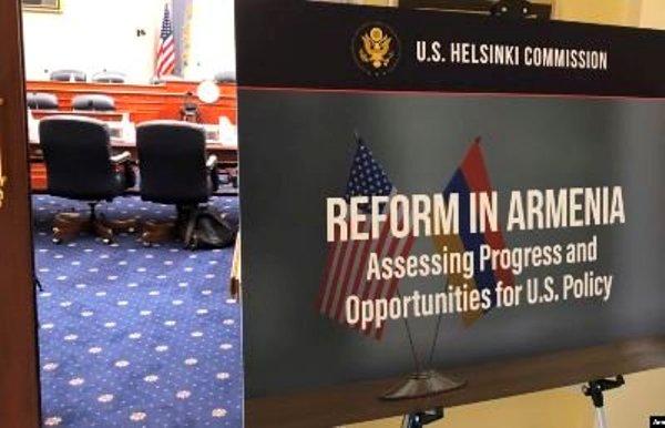 Соросовский шабаш в Конгрессе США спасибо Америке за «новую Армению»