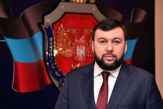 Во взломанном аккаунте главы ДНР разместили его