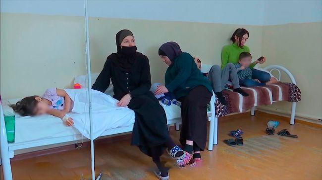 В дагестанском городе из-за отравления детей приостановили учебу