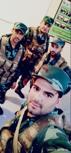 Водном бою вНагорном Карабахе погибли сразу 30 сирийских боевиков