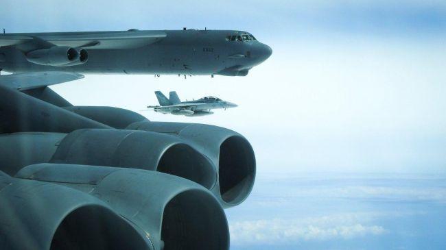 Бомбардировщики ВВС США отработали удары поРоссии повсем направлениям