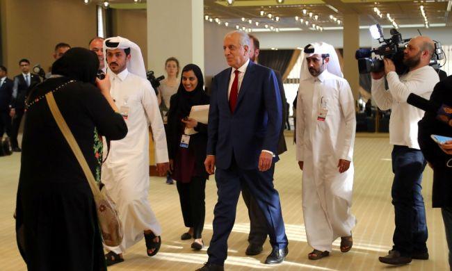 Вашингтон пытается подтолкнуть межафганские переговоры вДохе
