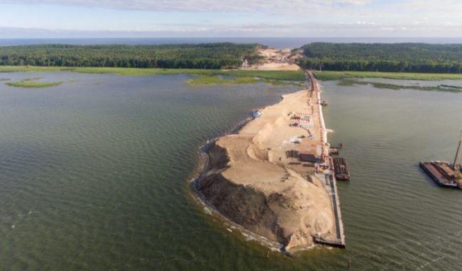 Поляки придумали имя секретному острову уграницы сРоссией
