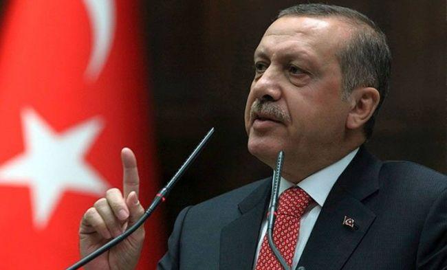 Эрдоган объявил Иерусалим турецким городом