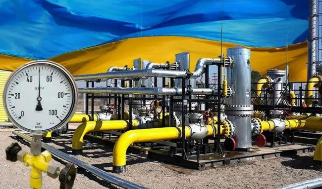 Импорт газа из Европы на Украину достиг рекордных объемов