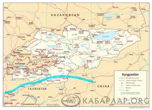 Это коснется всей Центральной Азии! В Кыргызстане  обсудили строительство газопровода «Кыргызстан – Китай»